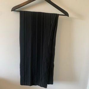 2/$18 Penningtons / Wide Leg / Pinstripe / Pant